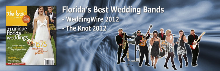 South Florida Bands - Cover Bands - Dance Bands - Entertainment Bands - Corporate Entertainment Bands