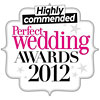 Perfect Wedding Awards 2012